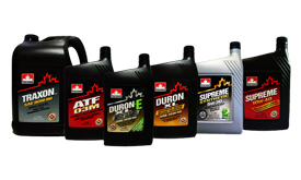 Automotive Lubricants Petrocanada